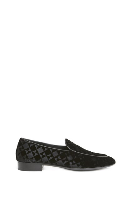 From China Free Shipping Tridimension loafers - Black Giuseppe Zanotti Latest Discount Explore Sale Choice 100% Authentic Sale Online 8UFDYMWB