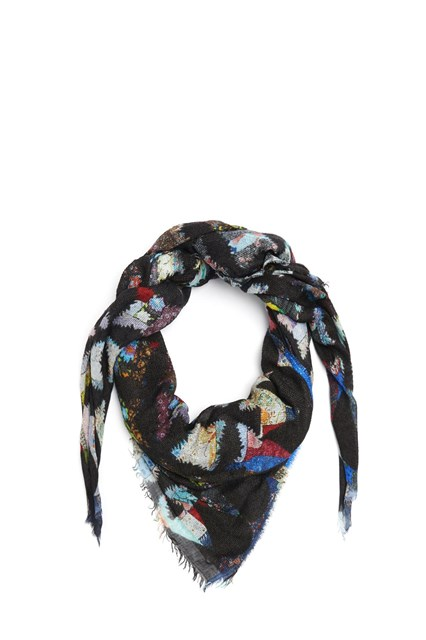 gocciole scarf Faliero Sarti UMCm0qsi