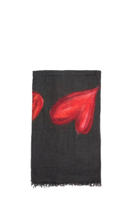 Écharpe Rose Rouge Couturiers Faliero x4BzVzhA