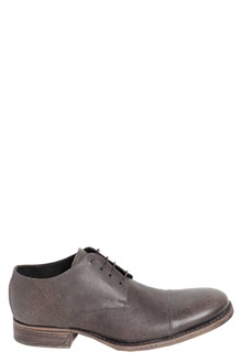 QUESTION Laced shoes